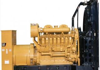 2011 Caterpillar 3516B Generator Set