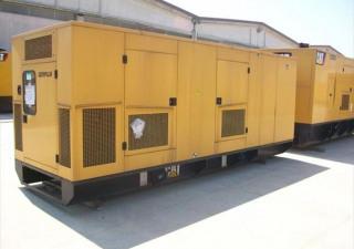 2006 Caterpillar C18 Generator Set