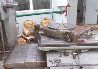 Horizontal Boring Machine table type UNION BFT 90
