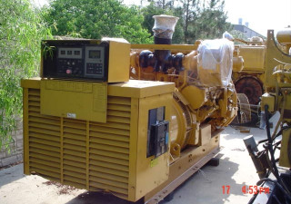 720 Kw Skid Mounted Caterpillar Diesel Generator Set