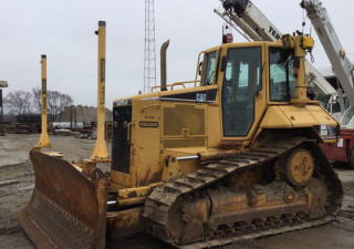 2003 Cat D6N Xl Crawler Dozer