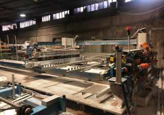Benteler Complete Glass Processing Line