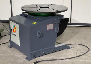 Welding manipulator M4M - D-TLP 06 Welding Manipulator Positionar Ø 1000 x 600 Kg