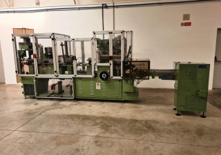 FAMAR  Mod. RM250 - Blistering machine used