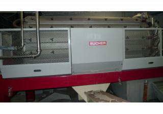 Fruit Press BUCHER MPX 50