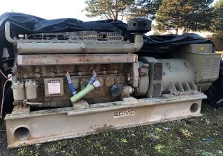 generator type SDMO 515 Kwa