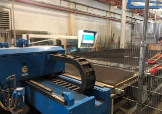 Hegla Glass Cutting Line (Jumbo)