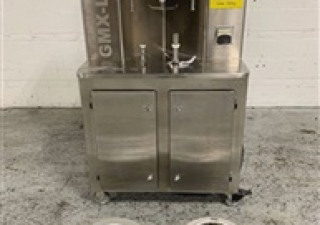 Freund Vector Model Gmx Lab 10 Top Drive High Shear Wet Granulator Mixer