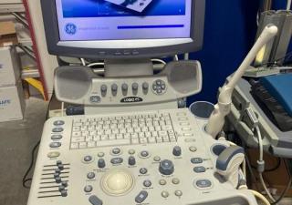 Ge Logiq P5 Ultrasound
