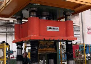 Press Sta Press 500 Ton 4 Columns