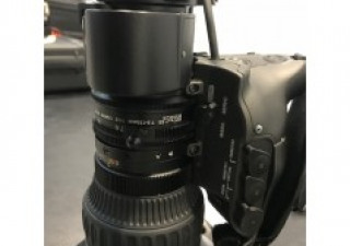 Used Canon Hj17X7.6Birse (Used_1) - Hd Lens