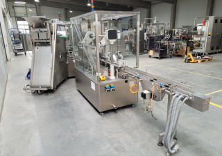TABLET/CAPSULE COUNTING AND FILLING PLANT