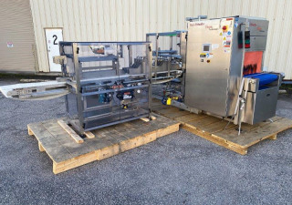 Thiele Z-Pro Shrink Bundler / Wrapper