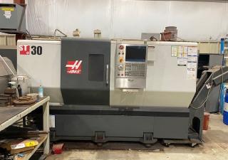 Haas ST-30 CNC Lathe