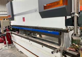 Lvd Ppeb-120/13 Cadman Cnc Controlled Hydraulic Press Brake