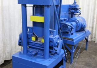 Angle hydraulique Whitney modèle 765 de 150 tonnes, barre: