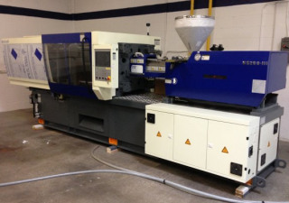 Horizontal Injection Mold BS200