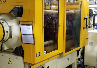 Horizontal Injection Mold H160 RS40/35