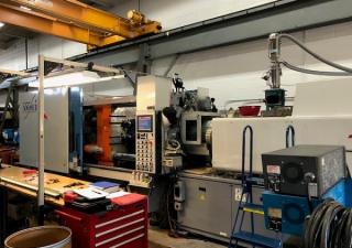 Horizontal Injection Mold 500ME II-50U