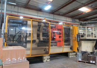 Horizontal Injection Mold G750GEN DRS70/60 60/50