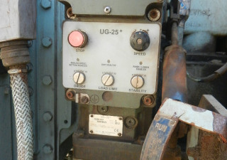 Yanmar 8EY26LW marine generator set