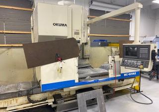 Okuma MC-60VAE CNC Vertical Machining Center