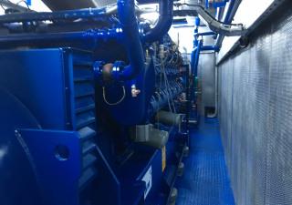 MWM TCG2020 V20 Gas generator set