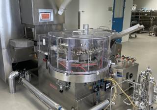 Sterile Liquid Vial Filling Machine