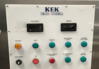 KEK CM120 Cone Mill