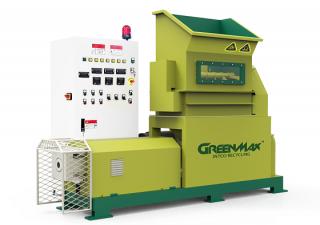 Professional Foam densifier GREENMAX Mars C200 densifier