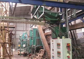 Pet Food / Fish feed plant