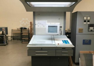 Heidelberg Speedmaster 52-4 Full UV with IST dryer