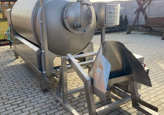 Vacuum Meat Tumbler With Cooling Ulbricht Vkth 2000