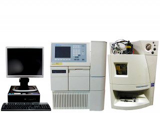 Waters Micromass ZQ 2000 LCMS with 2695 HPLC System