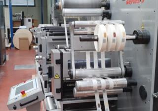 ABG International Digicon Series 3 Label printing machine
