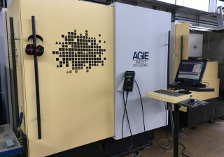Agie challange 2 Wire cutting edm machine