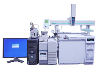 Agilent 6890N/5973N Turbo GCMS System with CTC PAL Autosampler