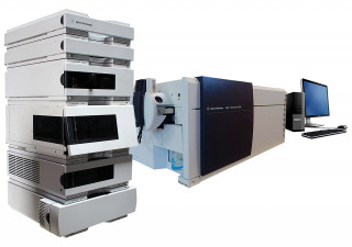 Agilent 6430 LC/MS with 1200 HPLC System