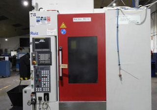 AKIRA-SEIKI RMV-250-RT Machining center - 5 axis