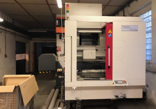 Akira Seiki RMV 700 APC Machining center - vertical