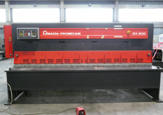 Amada GX 630 CNC shears