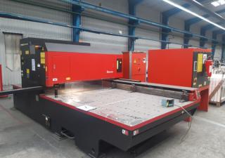 Amada LC 2415 Alpha III laser cutting machine
