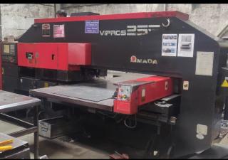 Amada Vipros 255 CNC Punching  Machine