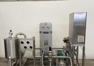 APV S/s Cooling Skid Liquid mixer