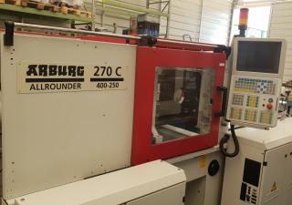 Arburg 270C-400-250 Injection moulding machine