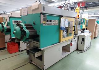 Arburg 420 C 1300- 675 Injection moulding machine