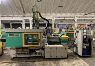 Used Arburg 570 C 2000-675 / 350 Injection moulding machine