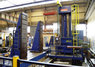Asquith HFC 180CNC Table type boring machine CNC