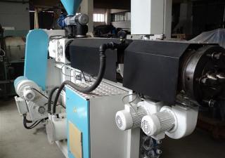 Battenfeld Uni-Ex 2-90 profile extrusion line