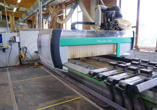 Biesse Rober C 6.50 Confor 1-4 Axes Wood CNC machining centre